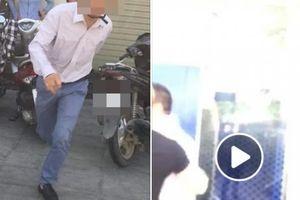 Người đàn ông bị tố đánh phụ nữ khi được nhắc xếp hàng ở cây ATM là ai?