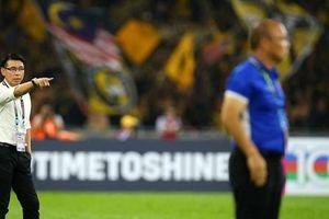 HLV Tan Cheng Hoe lần đầu lên tiếng sau trận thua đội tuyển Việt Nam