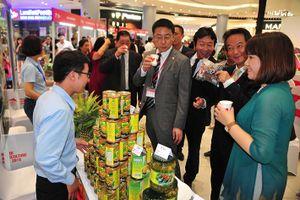 Hà Nội thúc đẩy phân phối nông sản vào chuỗi bán lẻ AEON