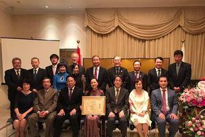 Nhật Bản vinh danh bà Ngô Minh Thủy - người nối nhịp cầu văn hóa, giáo dục
