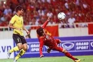 Việt Nam đánh bại Malaysia: Đẳng cấp 'Sao vàng'