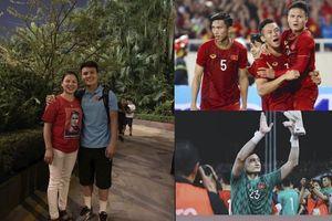 Thắng thuyết phục Malaysia, dàn sao ĐT Việt Nam ăn mừng trên MXH