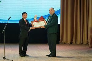 Trao Huân chương hữu nghị cho Đại học Tổng hợp quốc gia Pyatigorsk