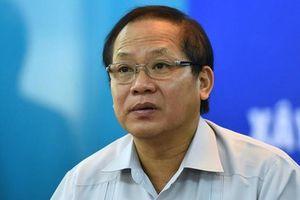 Ông Trương Minh Tuấn bị đề nghị xử lý liên quan vụ đánh bạc nghìn tỷ