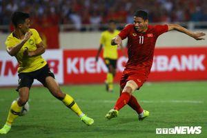 Thông số đáng ngại khiến tuyển Việt Nam khó thắng đậm Indonesia
