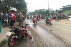 Bình Dương: 3 thanh niên thương vong sau tai nạn liên hoàn, hàng trăm người dân hiếu kỳ đứng xem khiến giao thông hỗn loạn