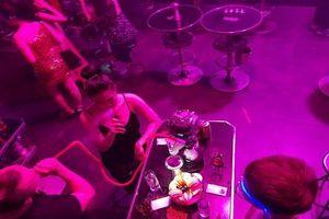Báo động tình trạng sử dụng ma túy trong quán bar