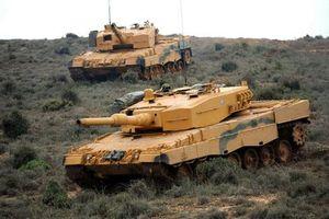 Quân đội Syria phản ứng nóng khi xe tăng Thổ Nhĩ Kỳ áp sát Manbij