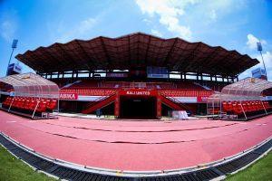 Cận cảnh sân đấu tuyển Việt Nam - Indonesia trên đảo du lịch Bali