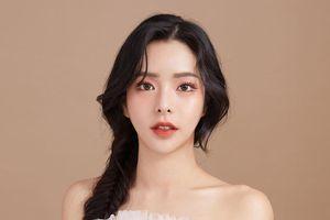 Không cần dao kéo, hot girl Hàn Quốc chia sẻ cách có gương mặt V-line