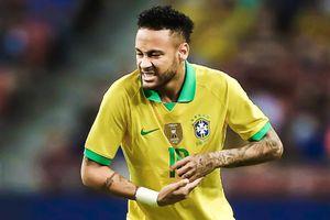 Neymar tiếp tục dính chấn thương