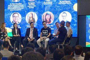 Startup Việt ra biển lớn