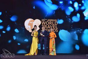 Du lịch Việt Nam dẫn đầu châu Á tại 4 hạng mục của WTA 2019