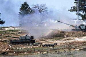 Thổ Nhĩ Kỳ pháo kích nhầm căn cứ Mỹ ở Syria