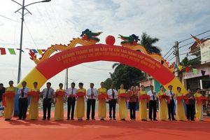 Hải Phòng: Khánh thành Dự án đầu tư cải tạo, nâng cấp đường nối từ cầu Lạng Am đến cầu Nhân Mục