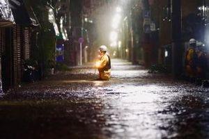 Thủ tướng gửi điện thăm hỏi về thiệt hại do cơn bão Hagibis gây ra tại Nhật Bản