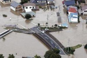 Thủ tướng Nguyễn Xuân Phúc thăm hỏi tổn thất do siêu bão Hagibis tại Nhật Bản