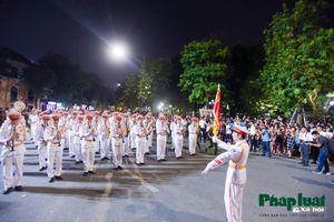 Đêm hòa nhạc đường phố đặc biệt của các chiến sỹ CAND
