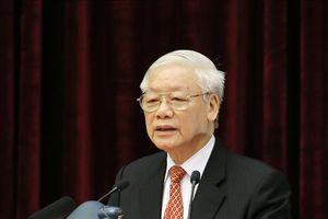 Toàn văn phát biểu bế mạc Hội nghị Trung ương 11 của Tổng Bí thư, Chủ tịch nước