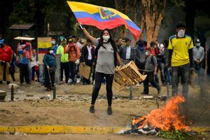 Biểu tình Ecuador: Tổ chức đàm phán sau 'một ngày buồn'