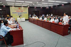 Đà Nẵng: Chương trình 'HĐND với cử tri' sẽ lựa chọn đơn thư công dân để tháo gỡ