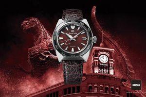 Seiko sản xuất giới hạn đồng hồ Godzilla kỷ niệm 65 năm, giá 12.000 USD