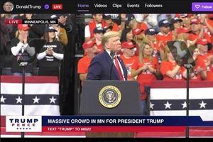 Ông Trump tham gia nền tảng phát trực tuyến trò chơi video Twitch