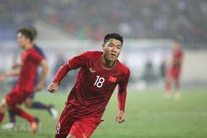 Giao hữu bóng đá quốc tế: U22 Việt Nam-U22 UAE bất phân thắng bại