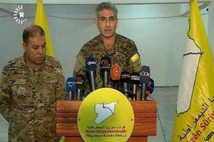 Chỉ huy SDF 'khóc ròng' trước sức tấn công vũ bão của Thổ Nhĩ Kỳ