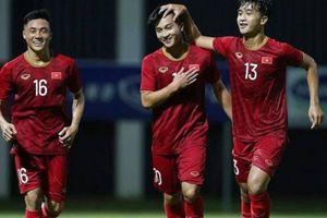Kết quả trận U22 Việt Nam vs U22 UAE: Hai bàn thắng chớp nhoáng