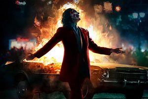 Joker chính thức lọt top 10 bộ phim với điểm số cao nhất mọi thời đại trên IMDb