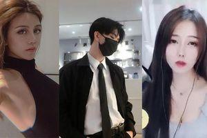 Dàn hotboy, hotgirl đình đám MXH khiến fan 'ngã ngửa' khi lộ ảnh mặt mộc chưa qua '7749' app chỉnh sửa