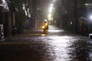 Nhật Bản: Bão Hagibis đoạt mạng 8 người, hơn 100 người bị thương