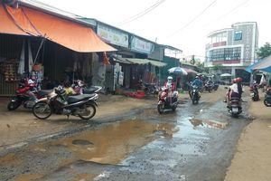 Bị phản ánh về công trình nhanh xuống cấp, thành phố Pleiku bêu tên các nhà thầu yếu kém