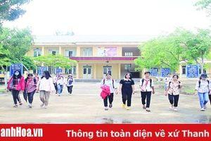 Quy hoạch phát triển mạng lưới trường lớp ở huyện Tĩnh Gia