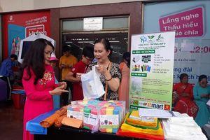 Phụ nữ quận 3 nhiều mô hình thiết thực bảo vệ môi trường