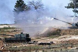 Thổ Nhĩ Kỳ tuyên bố không dừng hoạt động quân sự tại Syria