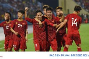 U22 Việt Nam - U22 UAE: Nóng bỏng cuộc đua giành vị trí