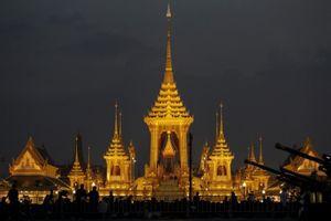 Thái Lan kỷ niệm ngày mất của nhà vua quá cố Rama IX