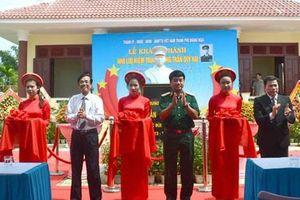 Quảng Ngãi: Xếp hạng di tích cấp tỉnh đối với Di tích Nhà Lưu niệm Trung tướng Trần Quý Hai