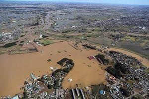 Hậu quả khủng khiếp mà bão 'quái vật' Habigis để lại trên nước Nhật
