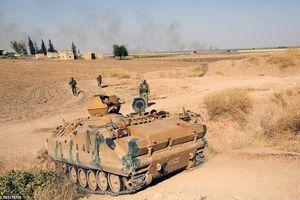 Quân đội Syria hợp lực với người Kurd, Thổ Nhĩ Kỳ tấn công xe chở người nước ngoài