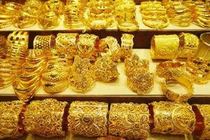 Vàng rời mốc 42 triệu đồng/lượng
