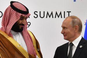 Thăm Saudi Arabia sau 12 năm, ông Putin muốn gì?