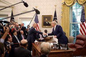 Ông Trump: 'Trung Quốc đang mua nhiều sản phẩm nông nghiệp Mỹ'