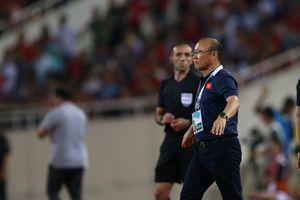 Ông Park: 'Việt Nam thắng Indo bao nhiêu bàn không quan trọng'
