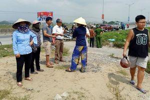 Kẻ cướp sát hại bảo vệ BHXH vứt xe máy nạn nhân giữa đồng
