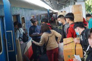 Đường sắt Sài Gòn mở bán vé tàu Tết Canh Tý từ 20/10