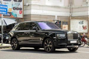 SUV siêu sang Rolls-Royce Cullinan đầu tiên về TP.HCM