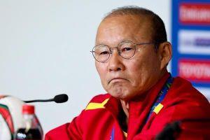 HLV Park: 'Tuyển Việt Nam sẽ giành 3 điểm ở Indonesia'